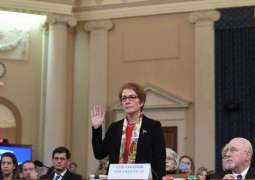 Trump Criticizes Yovanovitch's Diplomatic Work as She Testifies in Impeachment Inquiry