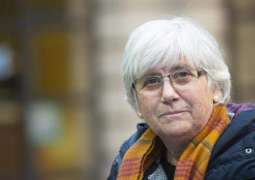 Ex-Catalan Minister Clara Ponsati Hands Herself In to Scottish Police - Lawyer
