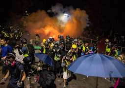 Seoul Concerned Over Spike of Violence at Hong Kong Protests - Foreign Ministry