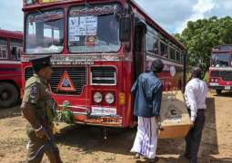 Unknown Gunmen Attack Bus Convoy With Sri Lankan Muslim Voters on Election Day - Police