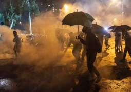 Hong Kong Police Deny Raid on Polytechnic University After Clashes With Protesters