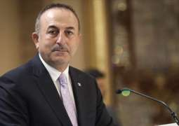 Turkish Foreign Minister Says Cyprus Issue Ankara's 'National Cause'