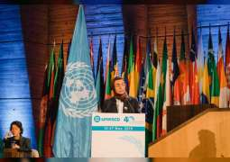 Noura Al Kaabi stresses importance of education, science and culture at UNESCO General Conference
