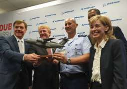 """""""دبي للطيران"""" يشهد شراكة بين """"بوينج"""" و""""امبريار"""" لإنتاج طائرة نقل متعددة المهام"""