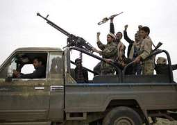 Saudi-led coalition says Yemen's Houthis seize ship in Red Sea