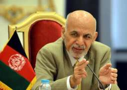 Afghan President Ghani Announces Victory Over IS During Visit to Nangarhar Province