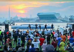 Crossing record of 1.1 mn participants, Dubai Fitness Challenge ends on high note