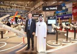 """""""الطارق"""" تعلن عن ترقيات رئيسية في أنظمتها الموجهة خلال معرض دبي الدولي للطيران"""