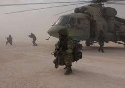 Russian Military Police Expand Patrol Zone in North Syria to Cover Former US Base Sirrin