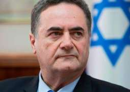 Israeli Foreign Minister Katz Accuses Iran of Being 'Main Threat' in Region
