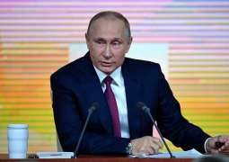 Putin Praises Deep Ties, Growth in Turnover With Switzerland