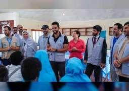 Sharjah TBHF delegation visits Kenya to assess refugees' humanitarian needs