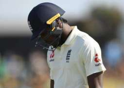 England's Archer hit with racial abuse in New Zealand Test