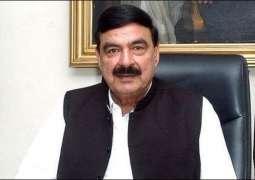 Let the other one also go after Nawaz Sharif:  Railways Minister Sheikh Rashid Ahmad