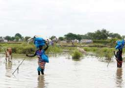 UNHCR Issues Urgent $10Mln Appeal for Victims of Flooding in South Sudan