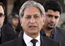 Asif Zardari, an ironman: Barrister Aitzaz Ahsan