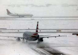Denver Airport in US Cancels About 500 Flights Due to Heavy Snow - Data Services Company