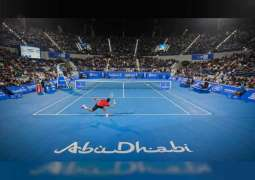 Gael Monfils to play at Mubadala World Tennis Championship