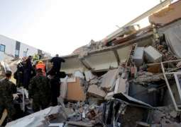 Death Toll in Powerful Earthquake in Albania Grows to 32 - Reports
