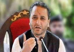 Gilgit-Baltistan Chief Minister Hafiz Hafeez-ur-Rehman asks NHA to construct footpath along with Karakoram Highway