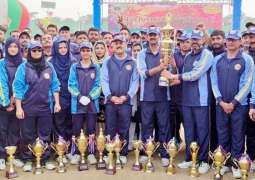Sports festival of Punjab Motorway police concludes
