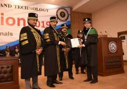 Over 300 UG, PG degrees conferred at NUST MCS convocation