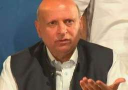 Governor Punjab leaves for Europe