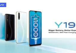 Vivo Expands Y-Series Portfolio: Launches Y19 With Massive Battery and AI Triple Rear Camera