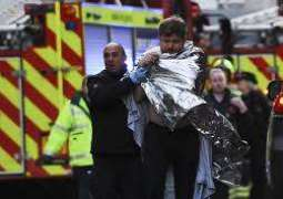French President Offers Condolences to Victims of London Terror Attack
