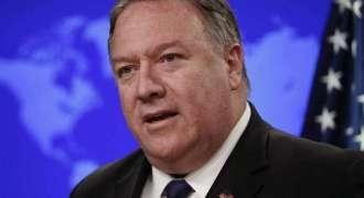 Pompeo Accuses Iran of Being Behind Recent Israeli-Palestinian Flareup
