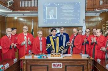UVAS holds joint session reference in honor of Prof Dr Talat Naseer Pasha after completion of his two tenures as VC of UVAS