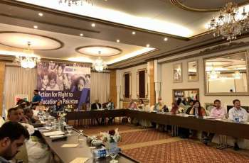 Pledges Made for Accelerating Actions to Implement Right to Education (RTE) 25 A Legislation in Sindh to meet targets of SDGs 2030 & SDG 4
