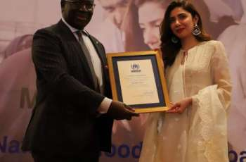 Mahira Khan shares touching moments of her parents when they received UNHCR's letter for her