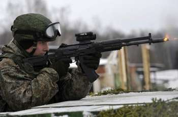 Russia's Special Forces Deployed in Country's South Get New AK-12 Rifles - Armed Forces