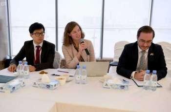 اللجنة الرباعية الاقتصادية تشيد بتوقيع اتفاق الرياض وضرورة تنفيذه