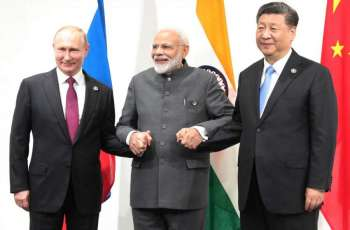 Russian, Chinese, Indian Intelligence Chiefs Discuss Security in Beijing - Russian Agency
