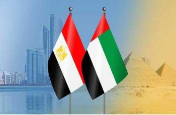 الإمارات ومصر ... شراكة استراتيجية تثمر نموذجا عربيا ملهما للعمل الحكومي