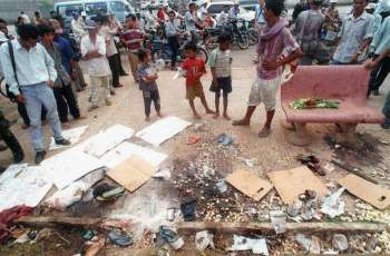 Grenade Explosion at Festival in Southeastern Myanmar Kills 4 - Reports