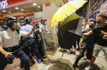 Hong Kong to Unveil Elite Riot Police Unit This Week to Help Quell Unrest - Reports
