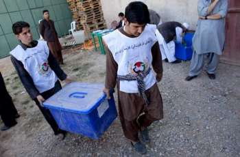 Announcement of Afghan Election's Preliminary Results Delayed Again - Source