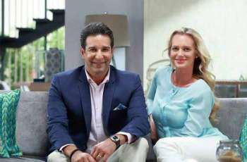 Wasim Akram's wife Shaniera makes funny tweet on increasing price of Tomato