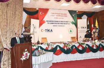 Hearts of people of Pakistan and Turkey throb together