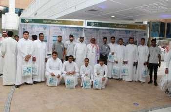تقنية الأحساء تختتم مشاركتها التفاعلية في معرض الجامعة والمجتمع التاسع بجامعة الملك فيصل
