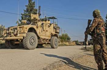 US Military Convoy Arrives in Oil-Rich Areas in Northeastern Syria - Reports