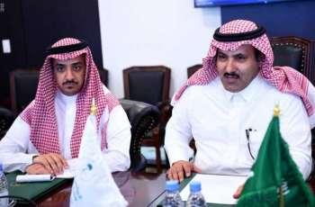 آل جابر يلتقي رئيس لجنة إعادة الانتشار (RCC) في الحديدة