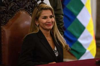 Bolivia's Interim President Anez Appoints Emergency Cabinet to Restore Public Services