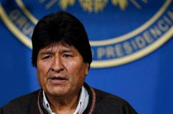 UK's Young Labour Says Trump to Be Surprised at Amount of Support Behind Bolivia's Morales