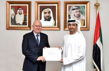 MoFAIC receives copy of credentials of new Ambassador of Guatemala to UAE
