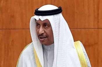 استقالة رئیس وزراء دولة کویت الشیخ جابر مبارک الحمد الصباح