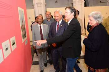Paper Jewel, an exhibition of early postcards from Pakistan, on Thursday opened at the Salam Hall of Government College University Lahore under the auspices of Faiz Foundation Trust